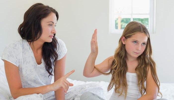 anak berbicara kasar